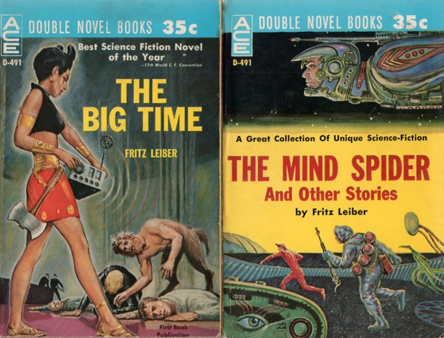 The Big Time The Mind Spider And Other Stories