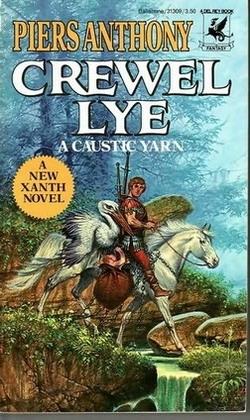 Crewel Lye A Caustic Yarn