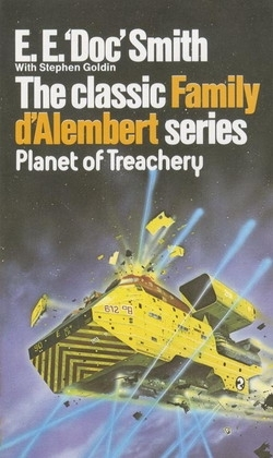 Planet Of Treachery