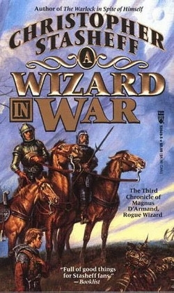 A Wizard In War