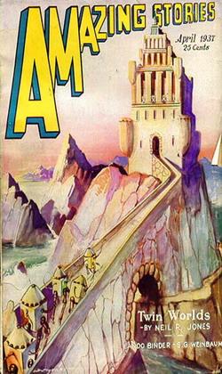 Amazing Stories April 1937
