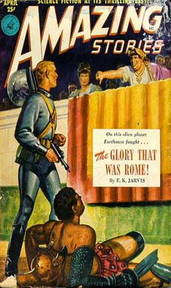 Amazing Stories April 1951