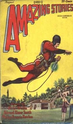 Amazing Stories August 1928