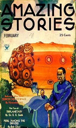 Amazing Stories February 1934