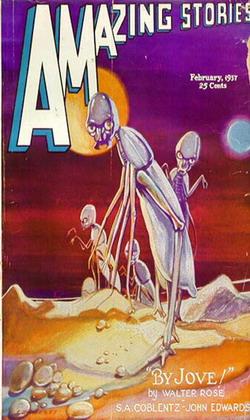Amazing Stories February 1937