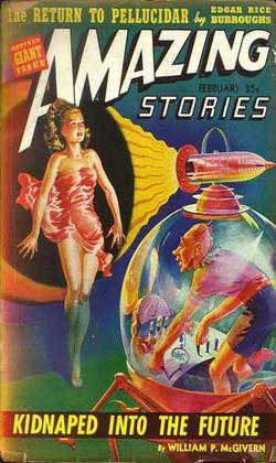 Amazing Stories February 1942
