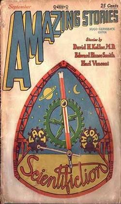 Amazing Stories September 1928