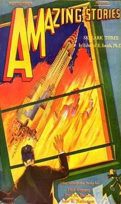 Amazing Stories September 1930