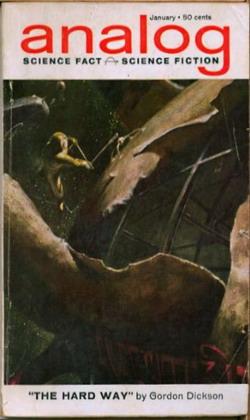 Analog Science Fact Science Fiction January 1963