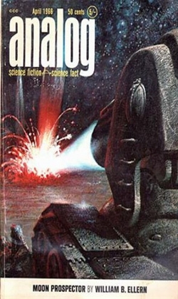 Analog Science Fiction Science Fact April 1966
