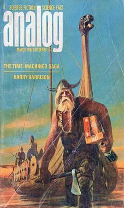 Analog Science Fiction Science Fact March 1967