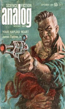 Analog Science Fiction Science Fact September 1969