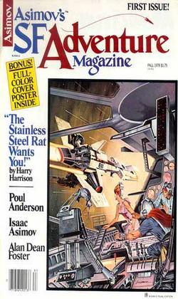 Asimovs SF Adventure Magazine Fall 1978
