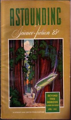 Astounding Science Fiction April 1942
