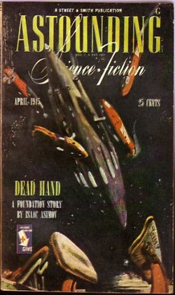 Astounding Science Fiction April 1945