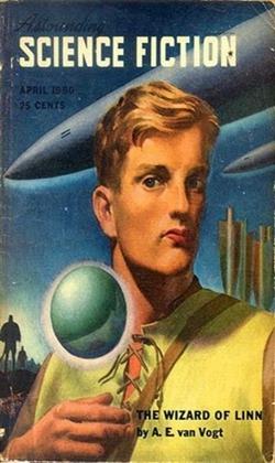 Astounding Science Fiction April 1950