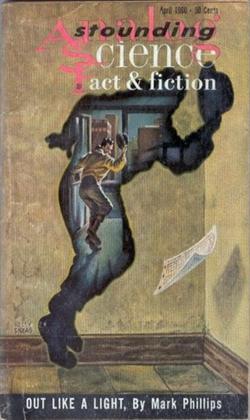 Astounding Science Fiction April 1960