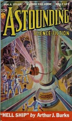 Astounding Science Fiction August 1938