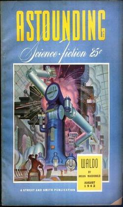 Astounding Science Fiction August 1942