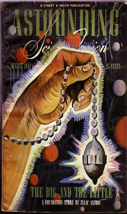 Astounding Science Fiction August 1944