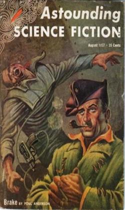 Astounding Science Fiction August 1957