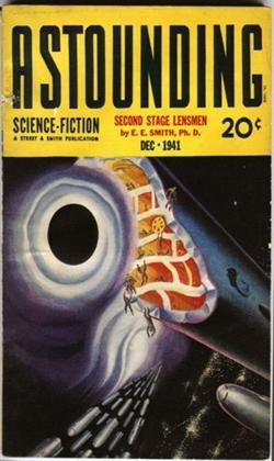 Astounding Science Fiction December 1941