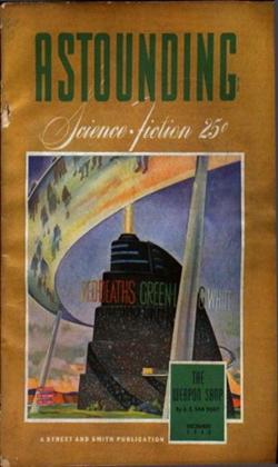 Astounding Science Fiction December 1942