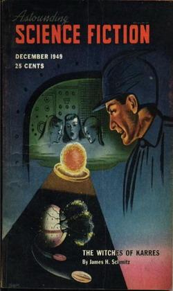 Astounding Science Fiction December 1949