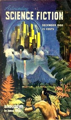 Astounding Science Fiction December 1950