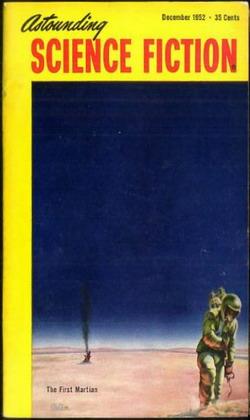 Astounding Science Fiction December 1952
