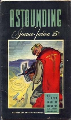 Astounding Science Fiction February 1942