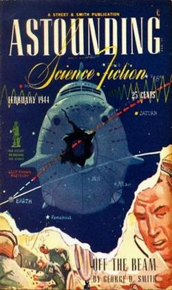 Astounding Science Fiction February 1944