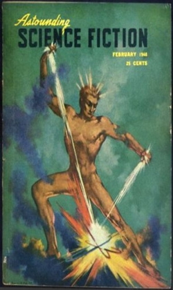 Astounding Science Fiction February 1948