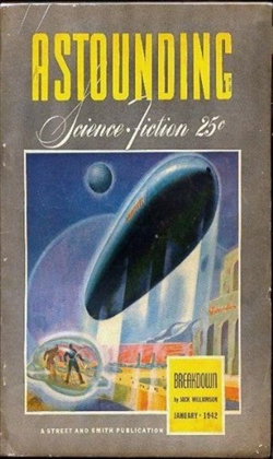 Astounding Science Fiction January 1942