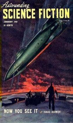 Astounding Science Fiction January 1948