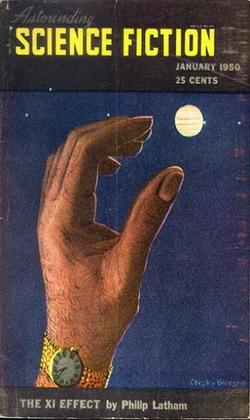 Astounding Science Fiction January 1950