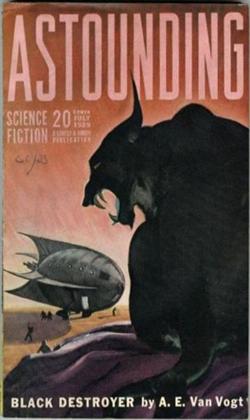 Astounding Science Fiction July 1939