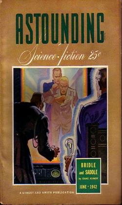 Astounding Science Fiction June 1942