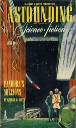 Astounding Science Fiction June 1945
