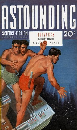 Astounding Science Fiction May 1941