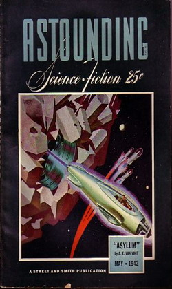 Astounding Science Fiction May 1942