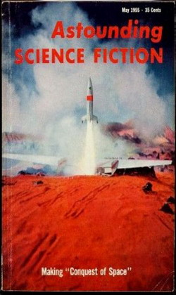 Astounding Science Fiction May 1955