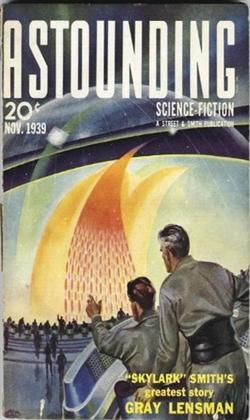 Astounding Science Fiction November 1939