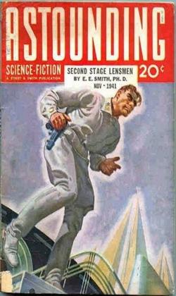 Astounding Science Fiction November 1941