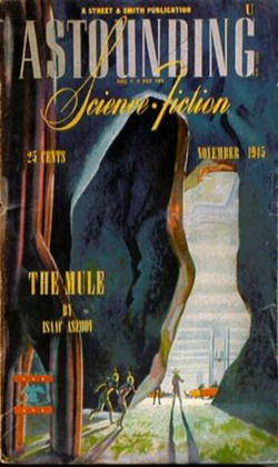 Astounding Science Fiction November 1945