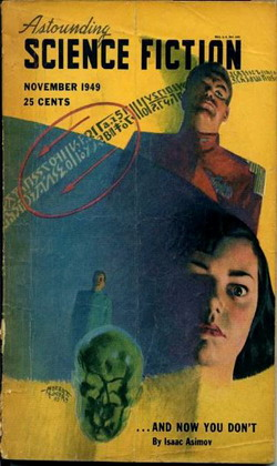 Astounding Science Fiction November 1949