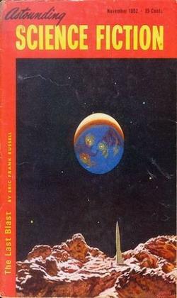 Astounding Science Fiction November 1952