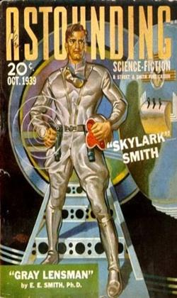 Astounding Science Fiction October 1939