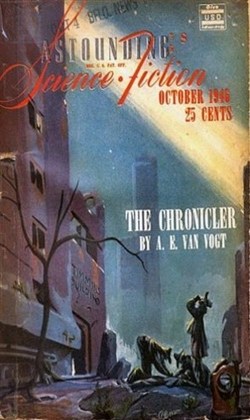 Astounding Science Fiction October 1946