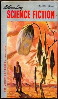 Astounding Science Fiction October 1952